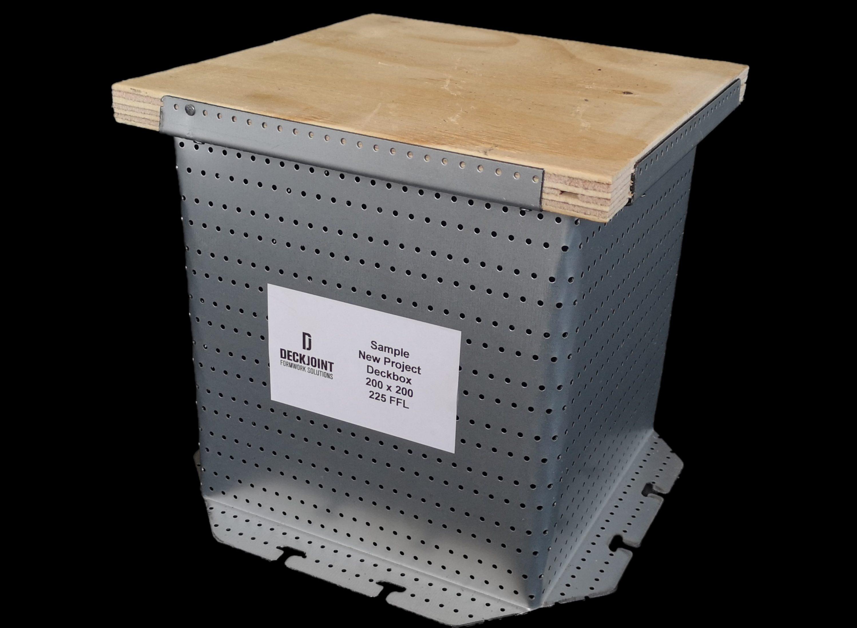 Deck Box 3