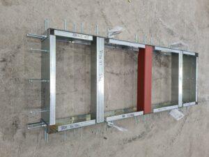 Metal Plate Risers
